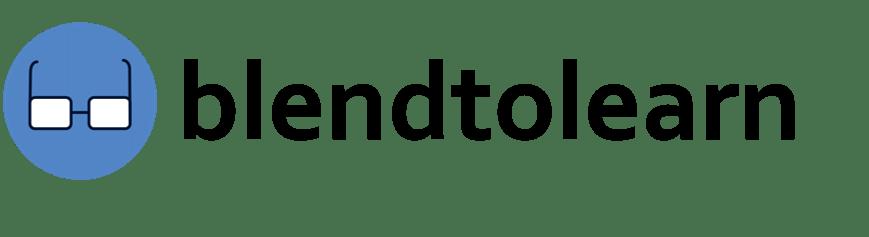 blendtolearn